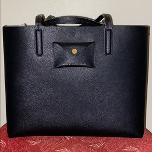 Marc by Marc Jacobs black tote bag